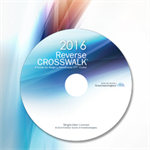 Reverse CROSSWALK 2016 - Multi User CD (90 - 99)