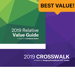Combo - Crosswalk 2019 Book and RVG 2019 Book